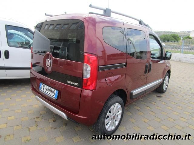 FIAT Qubo 1.3 MJT 75 CV Trekking Immagine 4