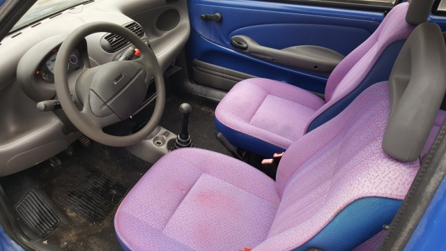 FIAT Seicento 900i cat Young Immagine 4