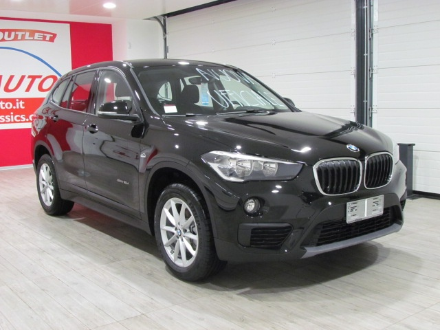 BMW X1 sDrive16d 116CV MY 2018 Immagine 2