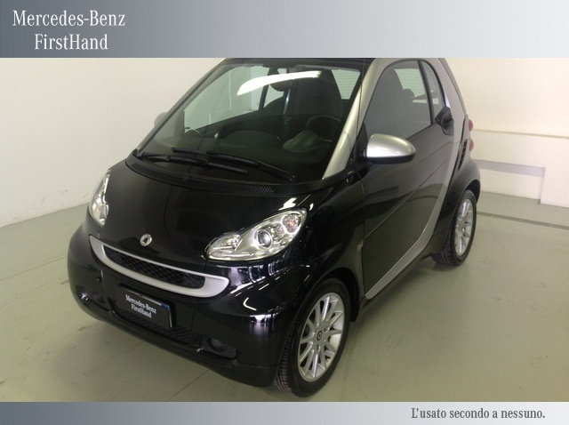 SMART ForTwo 1.0 mhd Passion 71cv FL Immagine 0