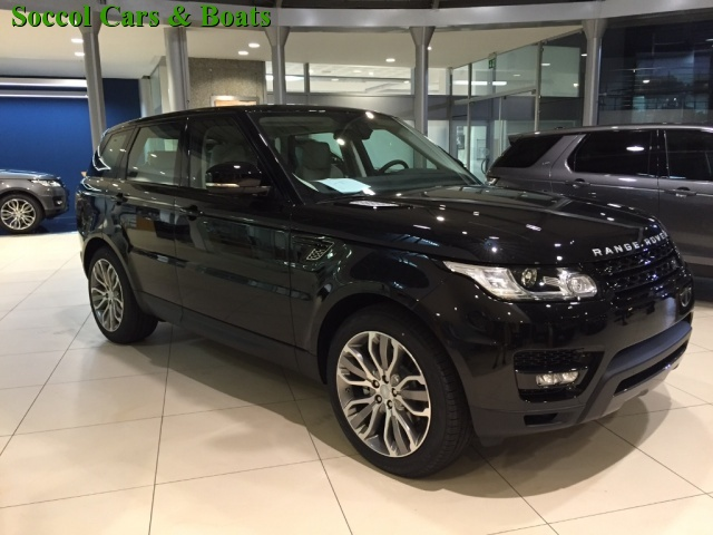 LAND ROVER Range Rover Sport 3.0 TDV6 HSE Dynamic*MY16*PRONTA CONSEGNA!!! Immagine 0