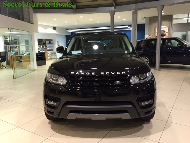 LAND ROVER Range Rover Sport 3.0 TDV6 HSE Dynamic*MY16*PRONTA CONSEGNA!!! Immagine 1