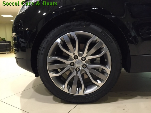 LAND ROVER Range Rover Sport 3.0 TDV6 HSE Dynamic*MY16*PRONTA CONSEGNA!!! Immagine 2