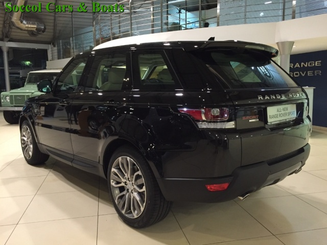 LAND ROVER Range Rover Sport 3.0 TDV6 HSE Dynamic*MY16*PRONTA CONSEGNA!!! Immagine 3