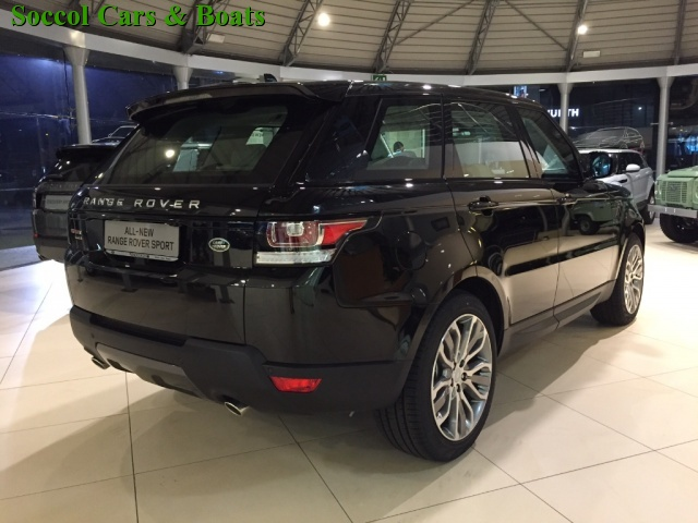 LAND ROVER Range Rover Sport 3.0 TDV6 HSE Dynamic*MY16*PRONTA CONSEGNA!!! Immagine 4
