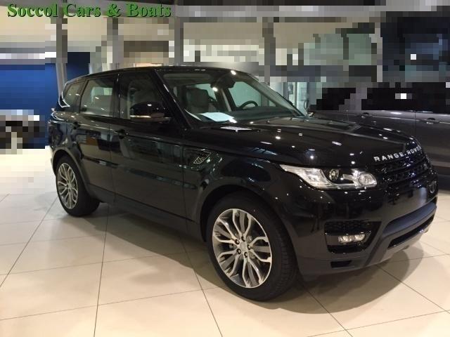 LAND ROVER Range Rover Sport 3.0 TDV6 HSE Dynamic*MY16*PRONTA CONSEGNA!!! Immagine 0