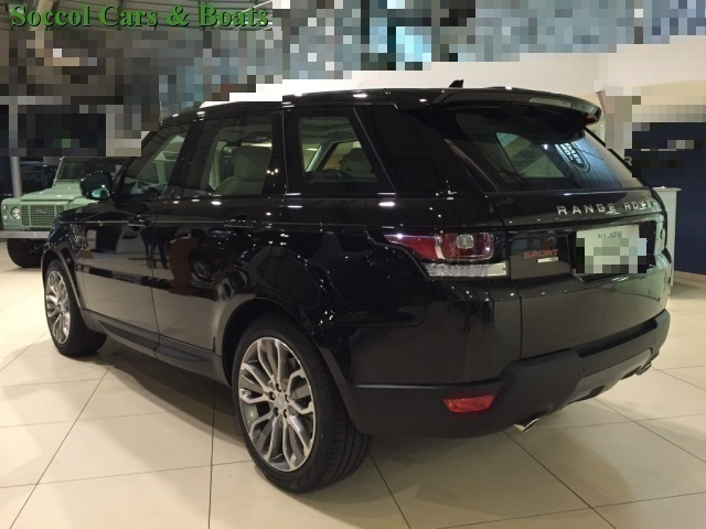 LAND ROVER Range Rover Sport 3.0 TDV6 HSE Dynamic*MY16*PRONTA CONSEGNA!!! Immagine 3