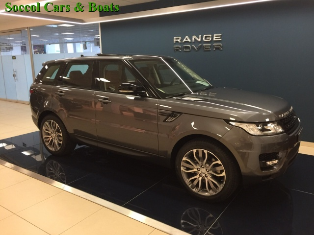 LAND ROVER Range Rover Sport 3.0 SDV6 HSE Dynamic*MY16*PRONTA CONSEGNA! Immagine 3