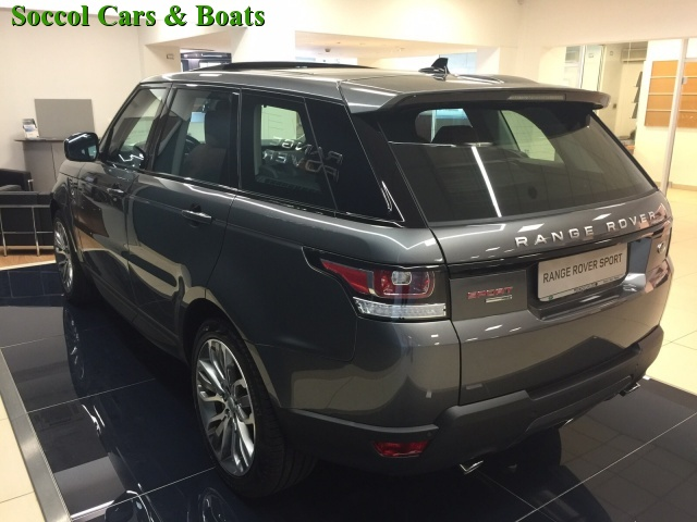 LAND ROVER Range Rover Sport 3.0 SDV6 HSE Dynamic*MY16*PRONTA CONSEGNA! Immagine 2