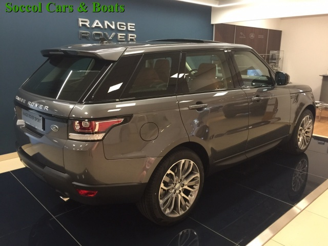 LAND ROVER Range Rover Sport 3.0 SDV6 HSE Dynamic*MY16*PRONTA CONSEGNA! Immagine 1