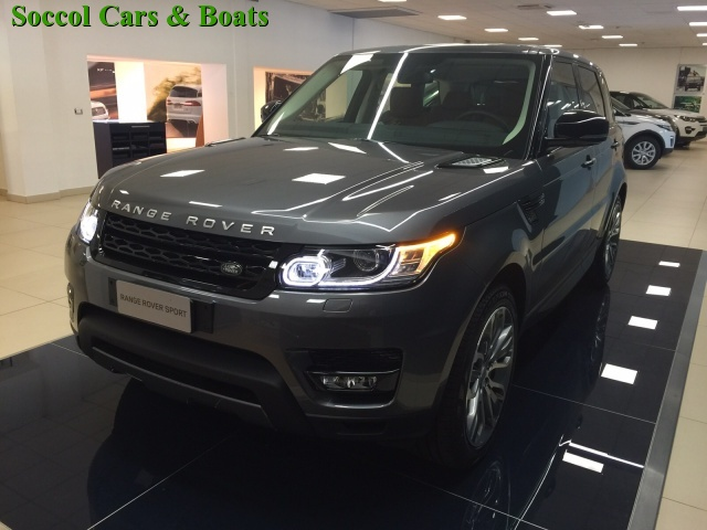LAND ROVER Range Rover Sport 3.0 SDV6 HSE Dynamic*MY16*PRONTA CONSEGNA! Immagine 0