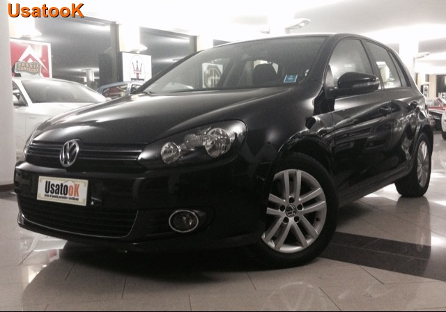VOLKSWAGEN Golf 1.4 TSI 160CV 5p. Highline Immagine 1