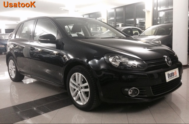 VOLKSWAGEN Golf 1.4 TSI 160CV 5p. Highline Immagine 3