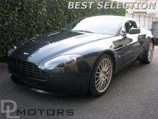 Aston martin v8 usato vantage coupé sportshift
