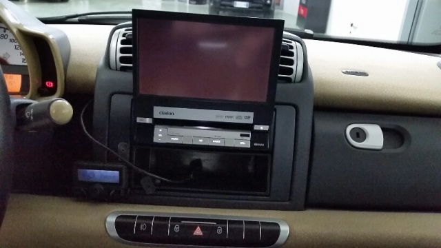 SMART ForTwo 800 40 kW cabrio pure cdi Immagine 1
