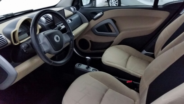 SMART ForTwo 800 40 kW cabrio pure cdi Immagine 3