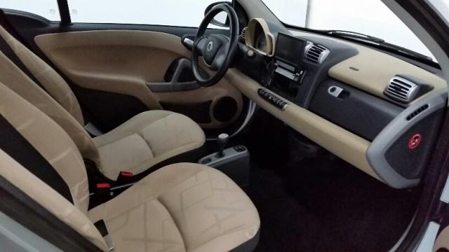 SMART ForTwo 800 40 kW cabrio pure cdi Immagine 4