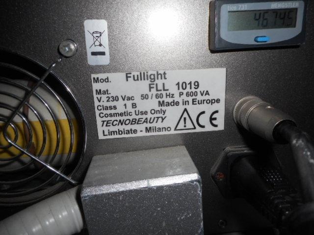 ESTETICA FULLLIGHT FOTOEPILAZIONE ANNO 2008 Immagine 3