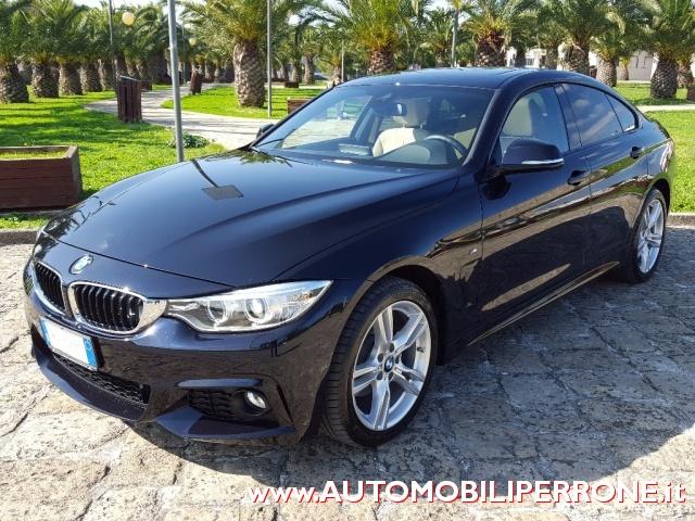 BMW 420 d xDrive Gran Coupé M Sport Immagine 1