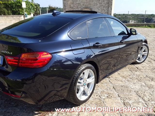 BMW 420 d xDrive Gran Coupé M Sport Immagine 2
