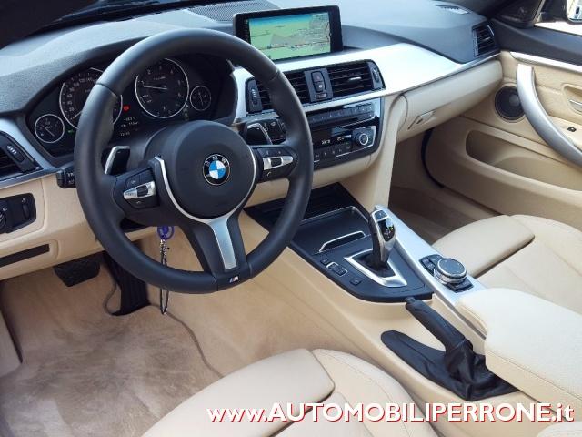 BMW 420 d xDrive Gran Coupé M Sport Immagine 3
