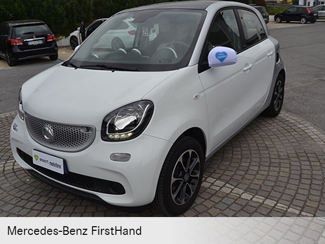 SMART ForFour 70 1.0 Youngster Immagine 2