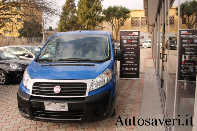 FIAT Scudo 1.6 MJT 8V PC-TN Furgone 10q. Immagine 0