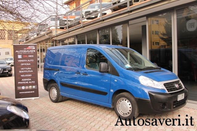 FIAT Scudo 1.6 MJT 8V PC-TN Furgone 10q. Immagine 4