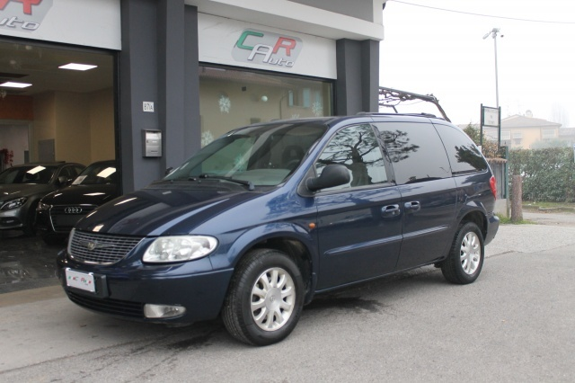 CHRYSLER Voyager 2.5 CRD 7 POSTI MANUALE CLIMATRONIC RADIO CD FULL Immagine 0