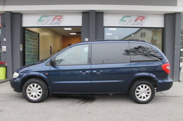 CHRYSLER Voyager 2.5 CRD 7 POSTI MANUALE CLIMATRONIC RADIO CD FULL Immagine 1