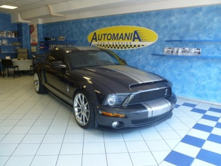 Ford mustang usato gt500 v8 shelby