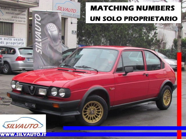 ALFA ROMEO Alfasud 1350 ti 3 porte Immagine 0
