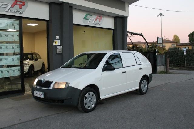 SKODA Fabia 1.9 SDI Wagon Van AUTOCARRO 2 POSTI AUTORADIO Immagine 0