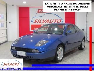 Fiat coupé epoca 2.0 i.e. turbo 16v plus