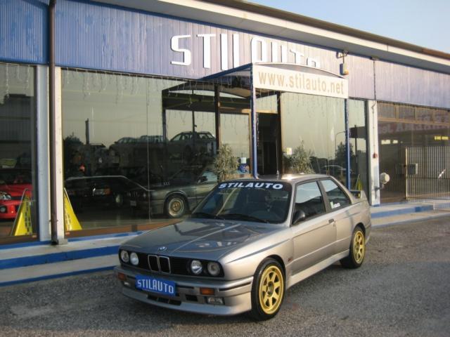 Auto Usata Bmw M3 E30 Del 1988 Stilauto Di Longo Mariano C Snc