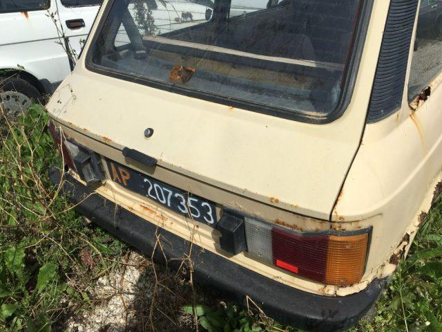 AUTOBIANCHI A 112 A 112 B1 Immagine 4