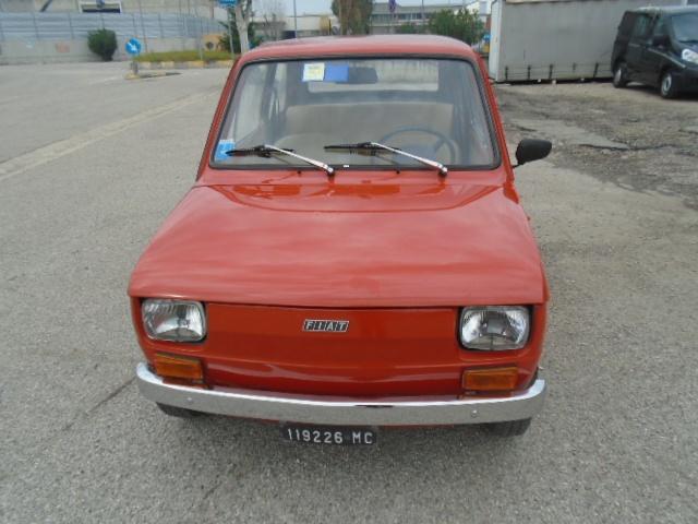 FIAT 126 1° serie Immagine 3