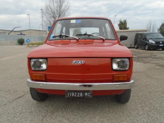 FIAT 126 1° serie Immagine 4