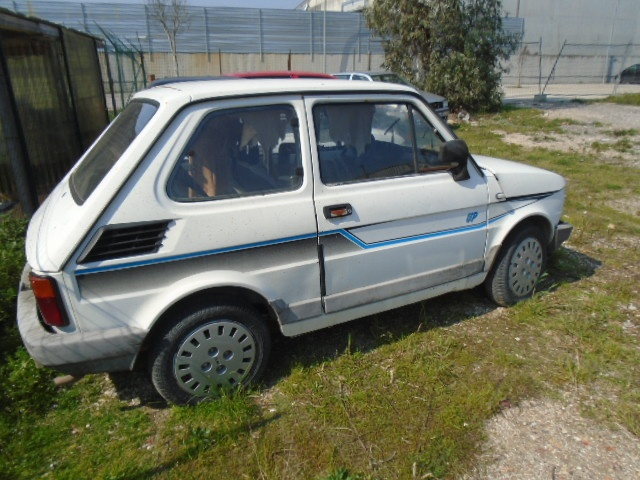 FIAT 126 Bis Up 700 Immagine 4