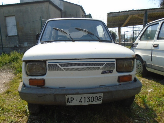 FIAT 126 Bis Up 700 Immagine 3