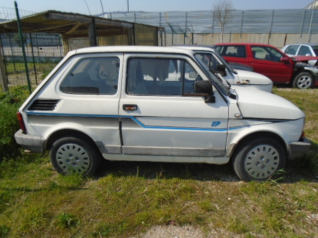 FIAT 126 Bis Up 700 Immagine 1