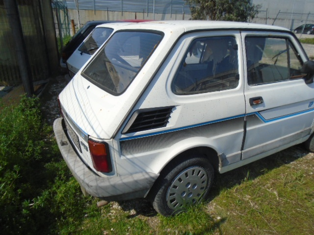 FIAT 126 Bis Up 700 Immagine 2