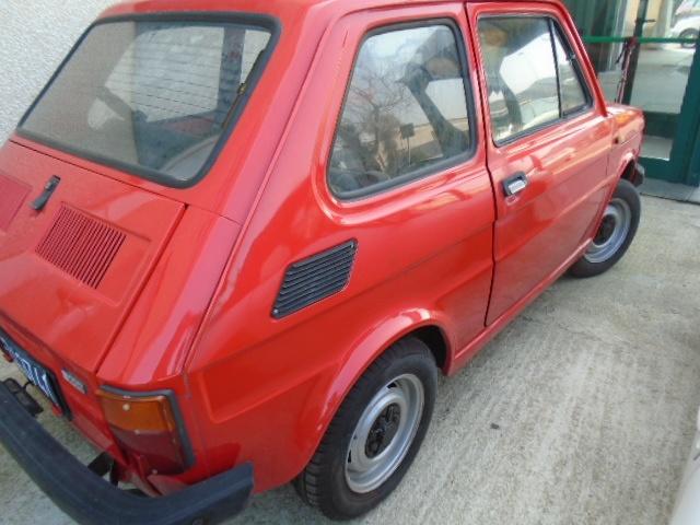 FIAT 126 Personal 4 Immagine 4