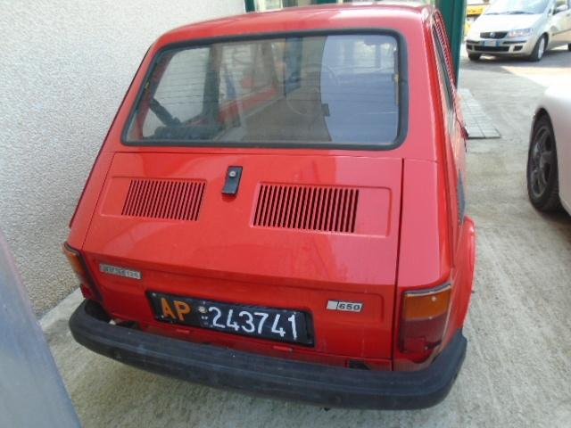 FIAT 126 Personal 4 Immagine 1