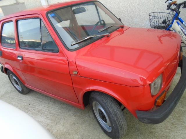 FIAT 126 Personal 4 Immagine 0