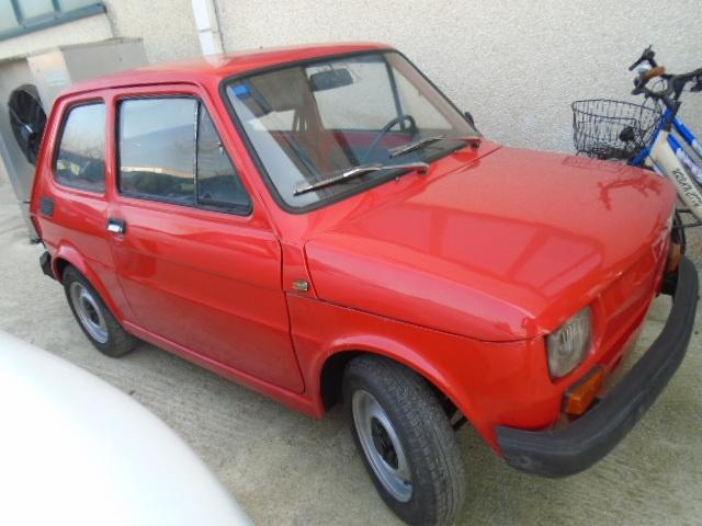 FIAT 126 Personal 4 Immagine 2