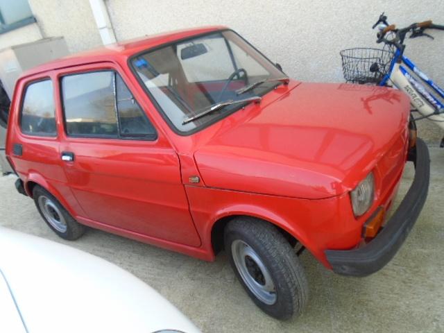 FIAT 126 Personal 4 Immagine 3