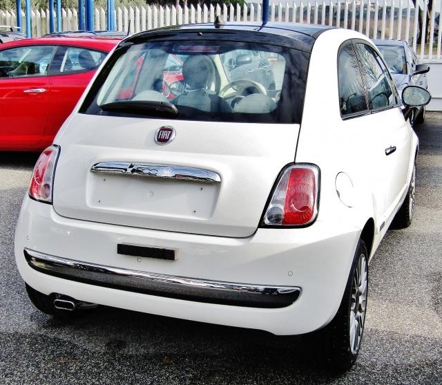 FIAT 500 1.2 CULT 2015(EURO 6) (INTERNI IN PELLE) (SENSORI) Immagine 3