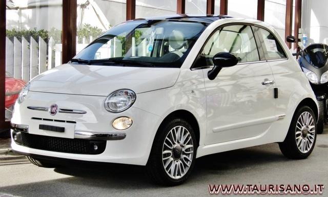 FIAT 500 1.2 CULT 2015(EURO 6) (INTERNI IN PELLE) (SENSORI) Immagine 0