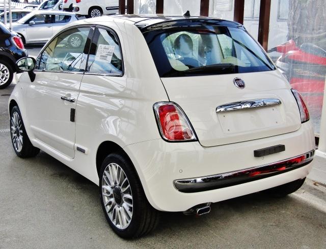 FIAT 500 1.2 CULT 2015(EURO 6) (INTERNI IN PELLE) (SENSORI) Immagine 2